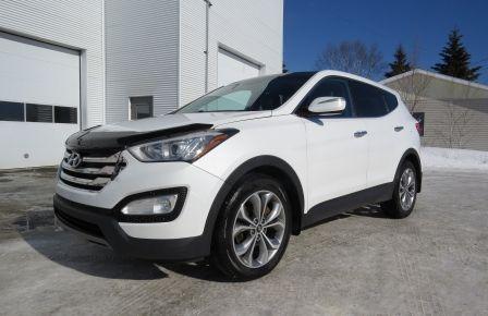 2013 Hyundai Santa Fe Limited #0