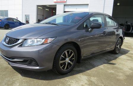 2014 Honda Civic DX #0