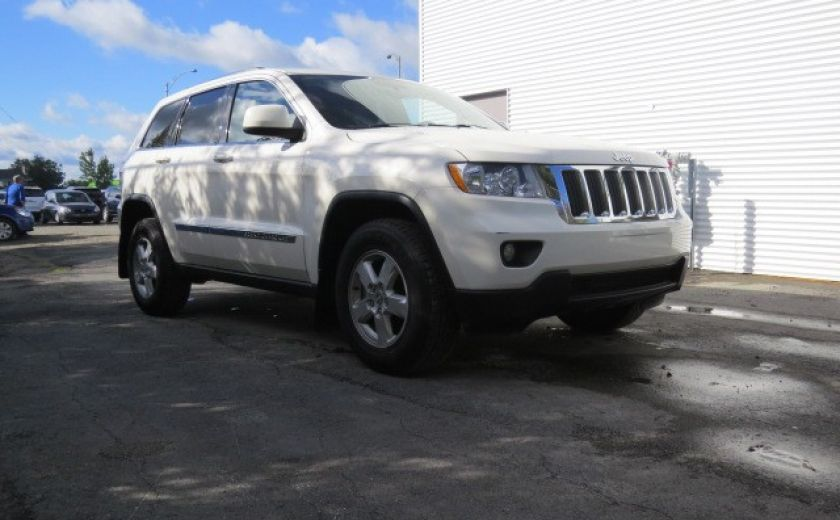 2012 Jeep Grand Cherokee Laredo #0