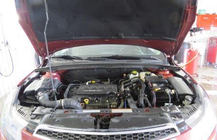 2012 Chevrolet Cruze LT Turbo w/1SA #0