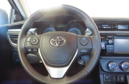 2016 Toyota Corolla S CUIR ET TISSU 7 ANS 120000  KL COMPLET INCLUS #0