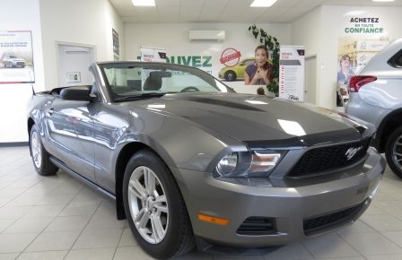 2010 Ford Mustang V6 #0