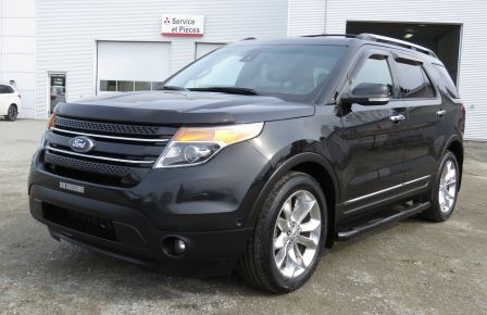 2013 Ford Explorer Limited #0