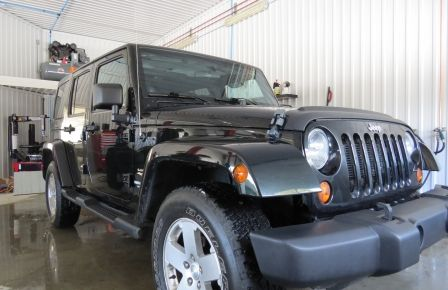 2012 Jeep Wrangler Sahara #0