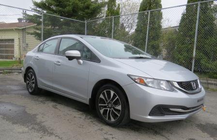 2014 Honda Civic EX #0