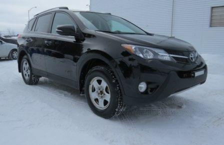 2013 Toyota Rav 4 Limited #0