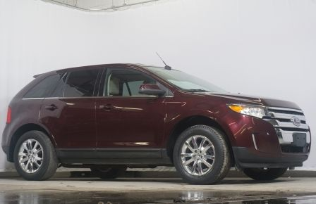 2011 Ford EDGE Limited #0