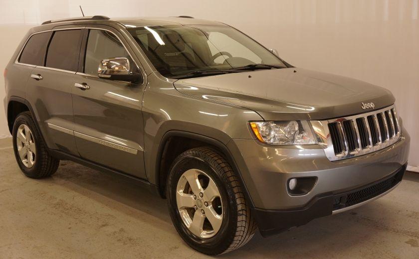 2011 Jeep Grand Cherokee Limited TOIT NAV #0