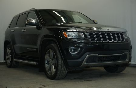 2014 Jeep Grand Cherokee Limited NAVIGATION ET TOIT #0