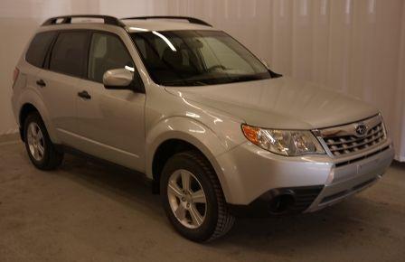 2011 Subaru Forester X Convenience #0