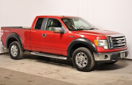2009 Ford F150 XLT 4X4 SUPER CAB #0