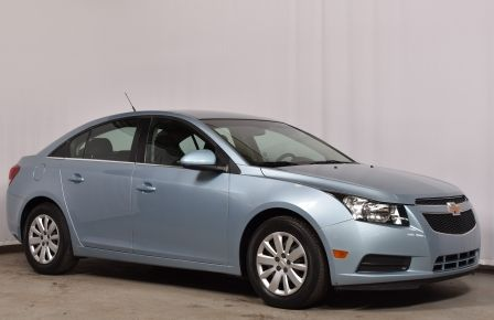 2011 Chevrolet Cruze LT Turbo w/1SA #0