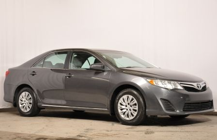 2014 Toyota Camry LE #0