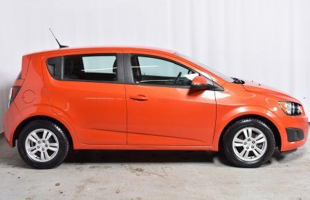 2012 Chevrolet Sonic LS #0