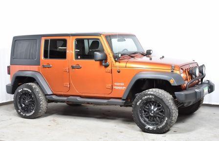 2011 Jeep Wrangler Sport AWD 2 TOITS #0