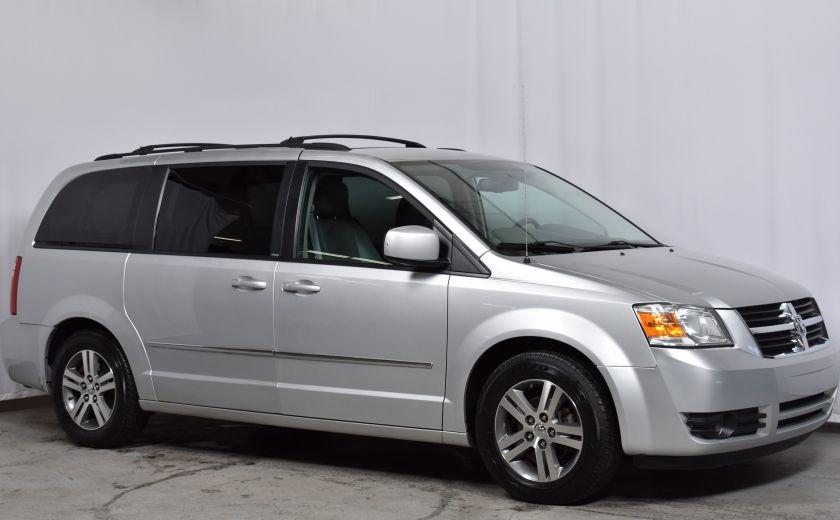 2010 Dodge GR Caravan SXT, CUIR, NAVIGATION, #0