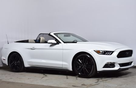 2015 Ford Mustang ECOBOOST PREMIUM  IMPECABLE #0