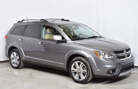 2012 Dodge Journey R/T AWD DVD 7 PASSAGERS #0