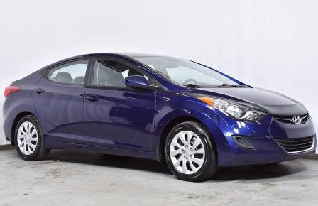 2011 Hyundai Elantra GL #0