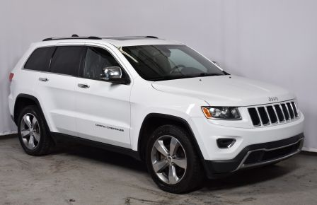 2014 Jeep Grand Cherokee Limited AWD, NAVIGATION, TOIT OUVRANT #0