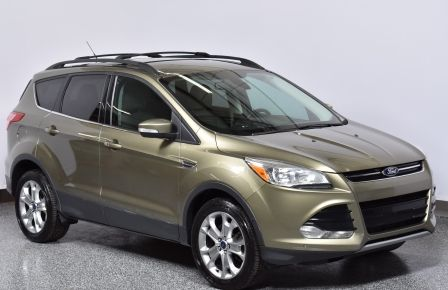 2013 Ford Escape SEL NAVIGATION CUIR #0