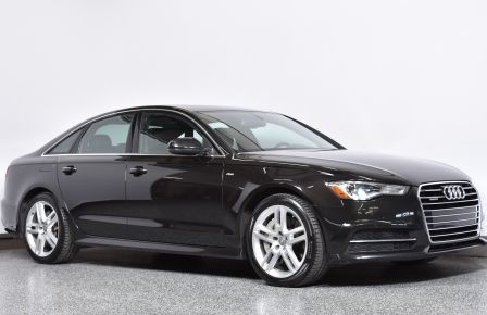 2016 Audi A6 3.0T SLine Toit ouvrant #0