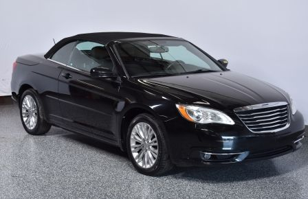 2011 Chrysler 200 Touring CONVERTIBLE #0