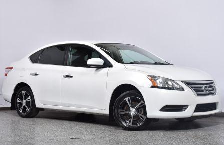 2014 Nissan Sentra S #0