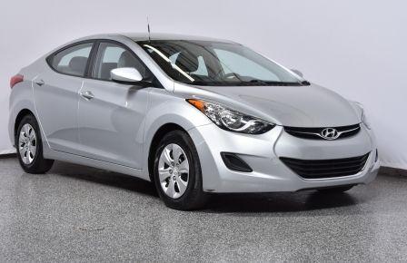 2013 Hyundai Elantra L #0