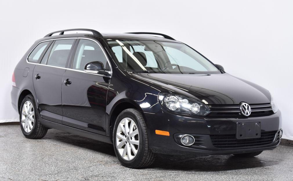2012 Volkswagen Golf Comfortline TDI Toit ouvrant #0