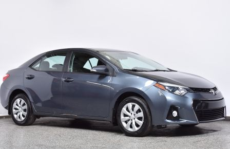 2014 Toyota Corolla S #0
