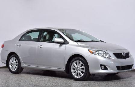 2010 Toyota Corolla LE #0