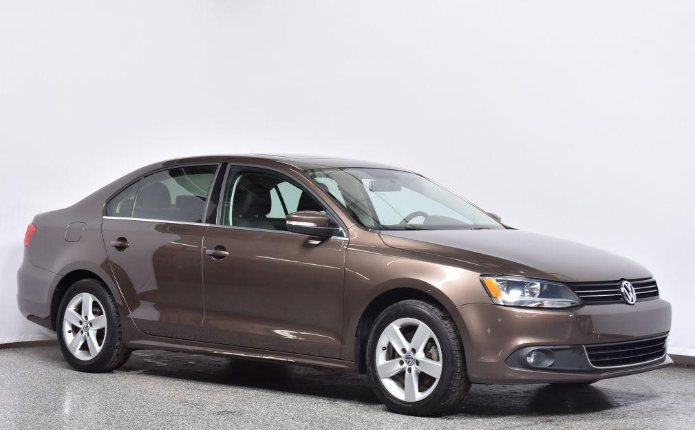 2014 Volkswagen Jetta Comfortline TOIT OUVRANT #0