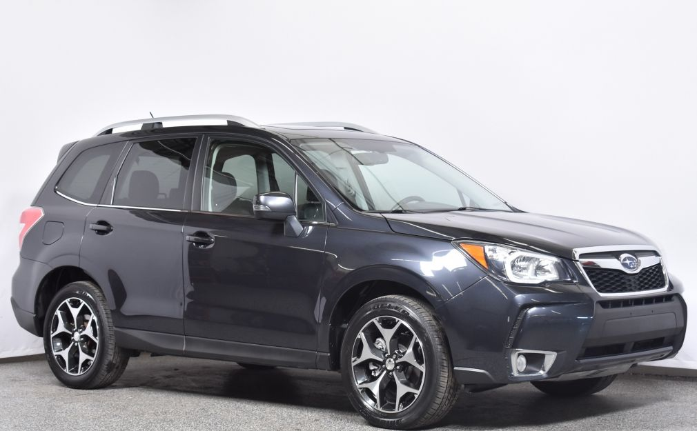 2015 Subaru Forester XT Limited TOIT PANORAMIQUE, CUIR, NAVIGATION #0
