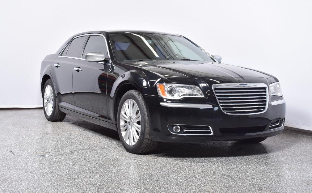 2012 Chrysler 300C Luxury Series, AWD, TOIT, Navigation #0