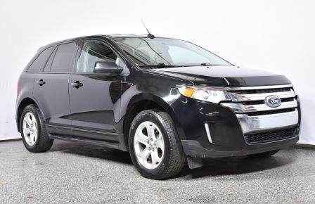 2013 Ford EDGE SEL EcoBoost #0