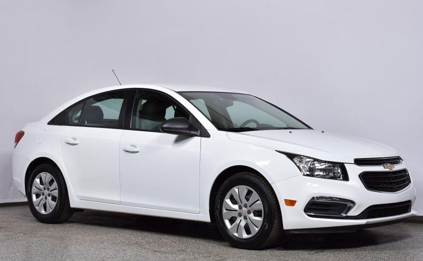 2015 Chevrolet Cruze 1LS #0