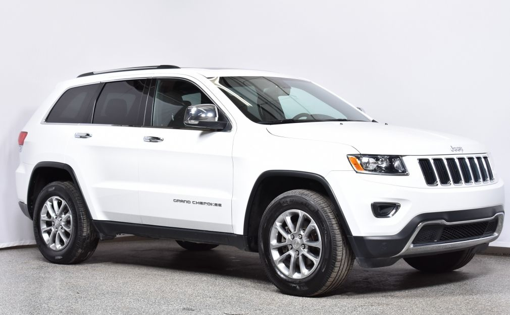 2016 Jeep Grand Cherokee Limited Toit ouvrant #0