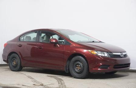 2012 Honda Civic EX AVEC TOIT OUVRANT #0