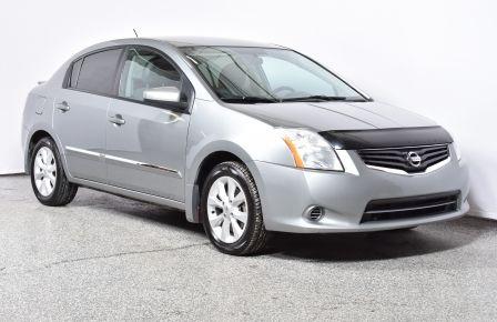2011 Nissan Sentra 2.0 S #0