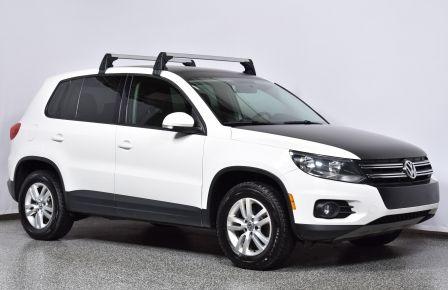 2013 Volkswagen Tiguan Trendline #0