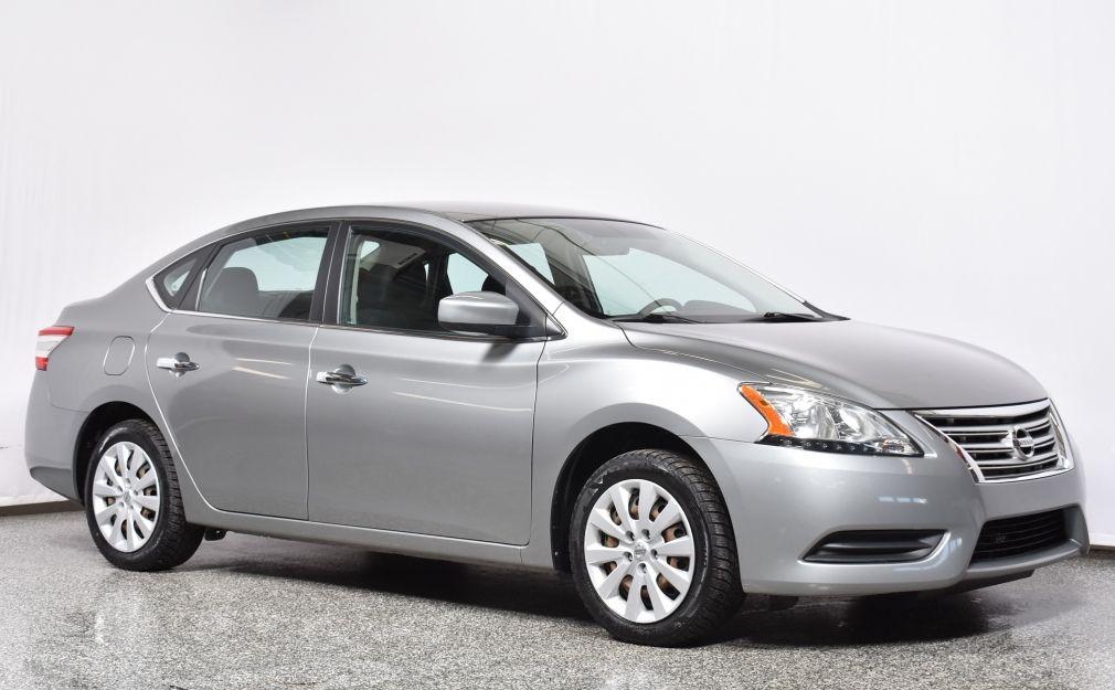 2013 Nissan Sentra S Automatique #0