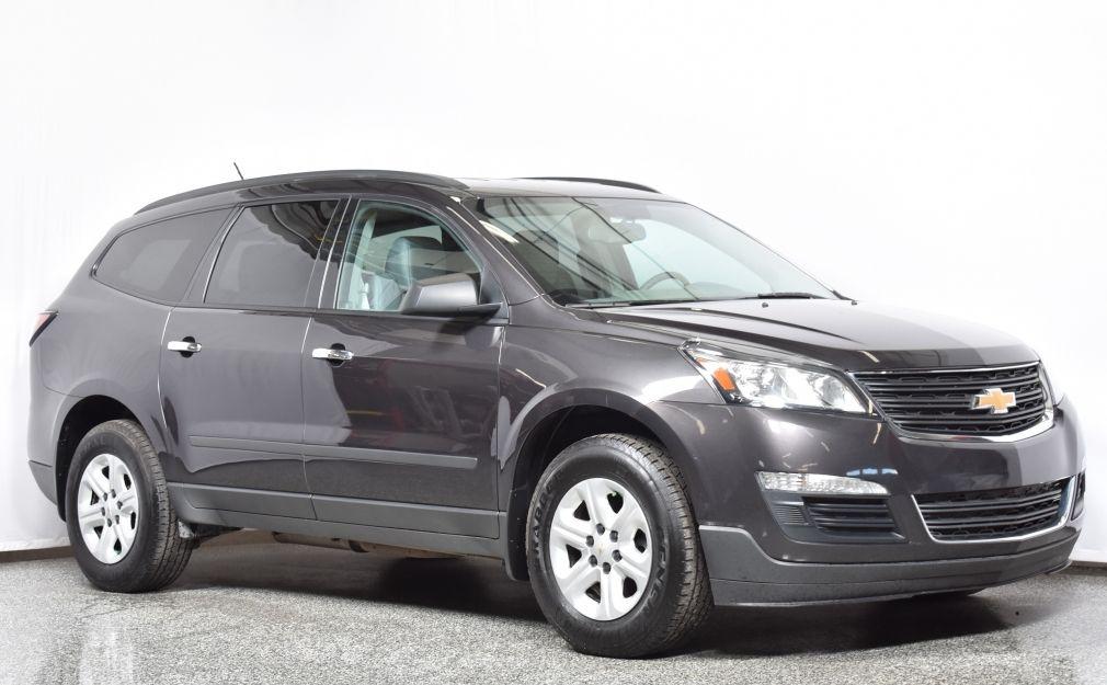 2015 Chevrolet Traverse LS  8 passagers #0