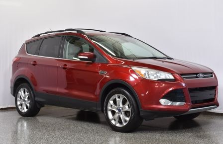 2013 Ford Escape SEL AWD NAVIGATION CUIR #0