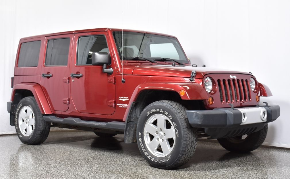 2011 jeep wrangler unlimited manual