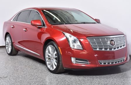 2013 Cadillac XTS Platinum Collection #0