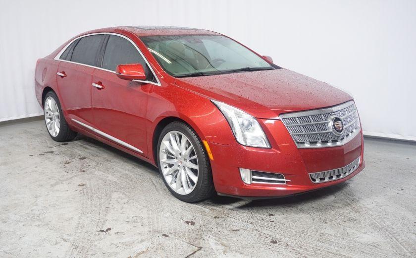 2013 Cadillac XTS Platinum Collection #0