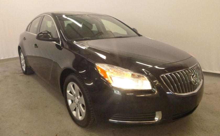 2012 Buick Regal w/1SH #0