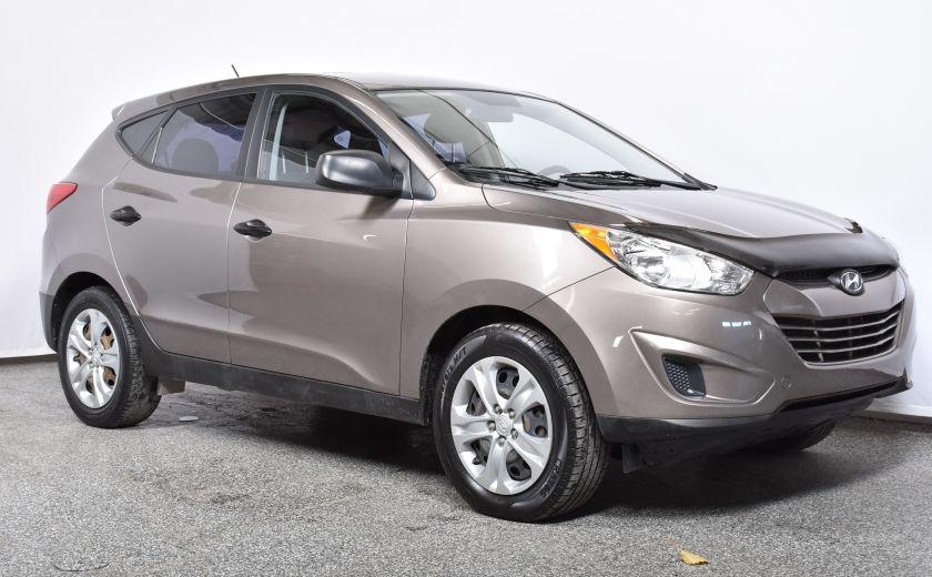 2011 Hyundai Tucson L #0