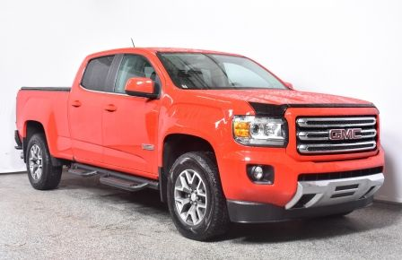 2016 GMC Canyon 4WD SLE #0